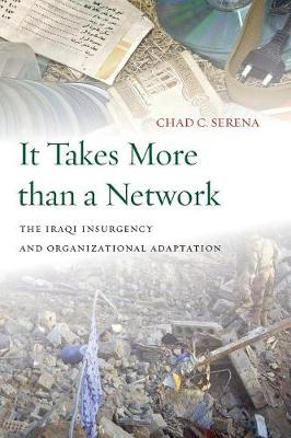 It Takes More than a Network: The Iraqi Insurgency and Organizational Adaptation (Paperback)