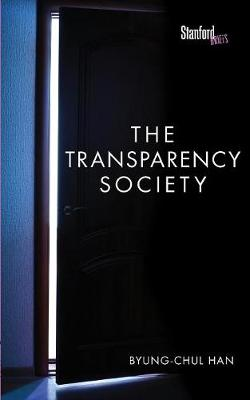The Transparency Society (Paperback)