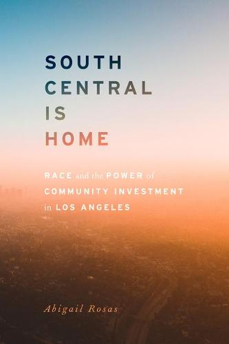 South Central Is Home: Community, Race, and Everyday Activism in Los Angeles - Stanford Studies in Comparative Race and Ethnicity (Hardback)