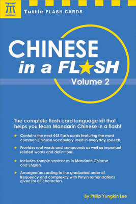 Chinese in a Flash: v. 2