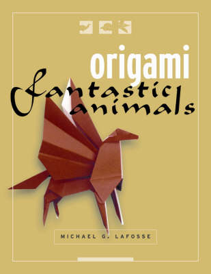 Origami Fantastic Creatures Boxed Kit