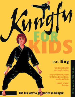 Kungfu for Kids (Hardback)