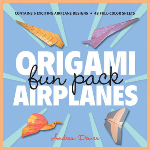 Origami Fun Pack: Airplanes