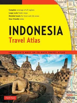 Indonesia Travel Atlas Third Edition (Paperback)