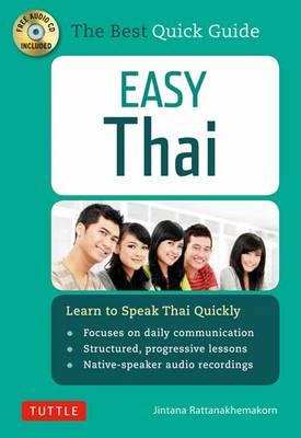 Easy Thai: Learn to Speak Thai Quickly (Paperback)