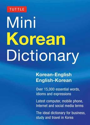 Tuttle Mini Korean Dictionary: Korean-English English-Korean (Paperback)
