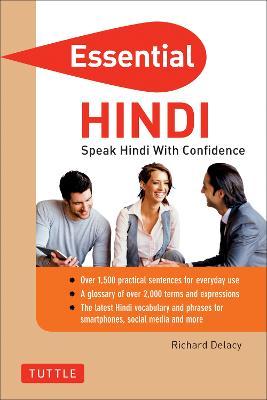 Essential Hindi: Speak Hindi with Confidence (Hindi Phrasebook) (Paperback)