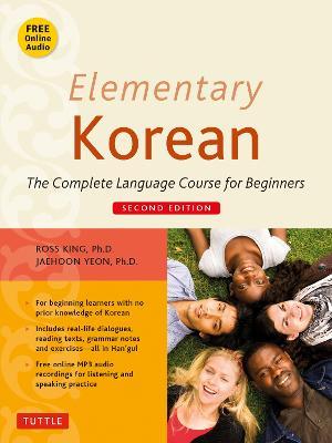 Elementary Korean: (Includes Audio Disc) (Paperback)