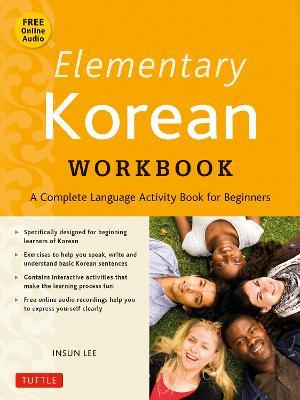 Elementary Korean Workbook: (Includes Audio Disc) (Paperback)