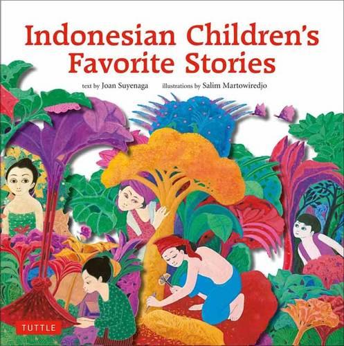 Indonesian Children's Favorite Stories (Paperback)