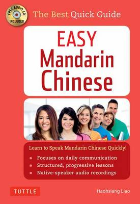 Easy Mandarin Chinese: Learn to Speak Mandarin Chinese Quickly! (CD-ROM Included) (Paperback)