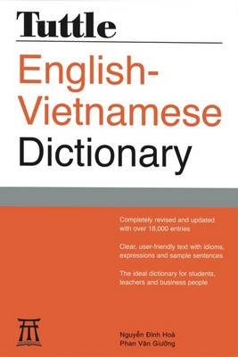 Tuttle Vietnamese-English Dictionary: revised and updated (Paperback)