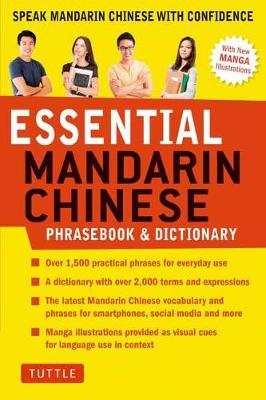 Essential Mandarin Chinese Phrasebook & Dictionary: Speak Chinese with Confidence! (Mandarin Chinese Phrasebook & Dictionary) (Paperback)