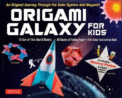 Origami Galaxy for Kids Kit (Paperback)