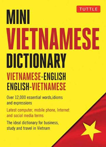 Mini Vietnamese Dictionary: Vietnamese-English / English-Vietnamese Dictionary - Tuttle Mini Dictiona (Paperback)