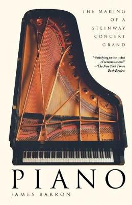 The Making of a Steinway Concert Grand (Paperback)