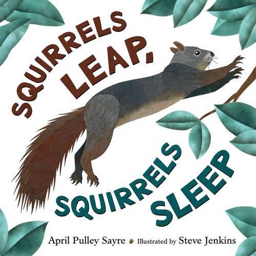 Squirrels Leap, Squirrels Sleep (Hardback)
