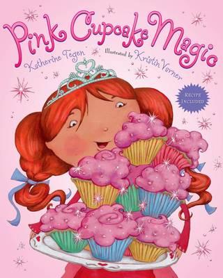 Pink Cupcake Magic (Hardback)
