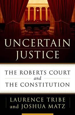 Uncertain Justice (Hardback)