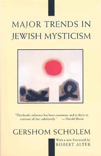 Major Trends in Jewish Mysticism (Paperback)