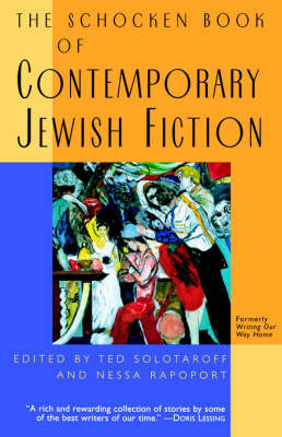 Schocken Contemp Jewish Fiction (Paperback)
