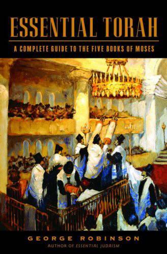 Essential Torah (Hardback)