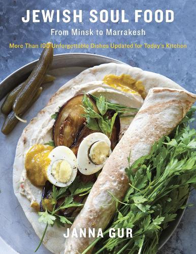 Jewish Soul Food (Hardback)