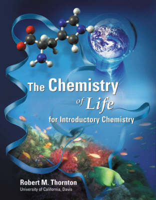 The Chemistry of Life for Introductory Chemistry (CD-ROM)