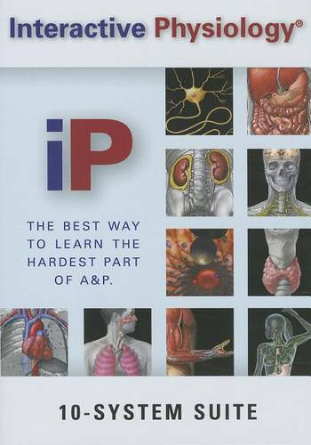 Interactive Physiology 10-System Suite CD-ROM (component) (CD-ROM)