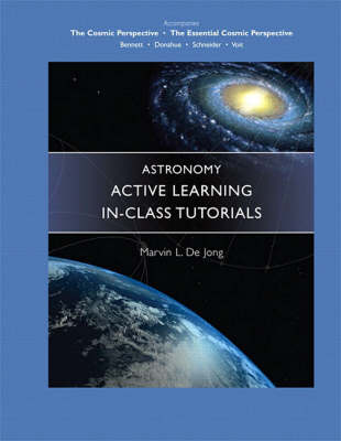 Astronomy Active Learning In-Class Tutorials (Paperback)