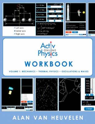 ActivPhysics Volume 1 (Paperback)