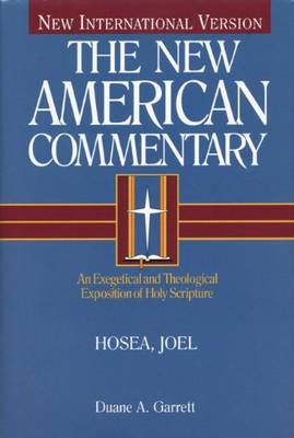 Nac Vol 19a Hosea Joel: Vol 19a (Book)