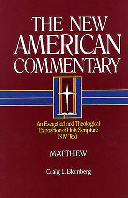 Matthew: An Exegetical and Theological Exposition of Holy Scripture (Hardback)