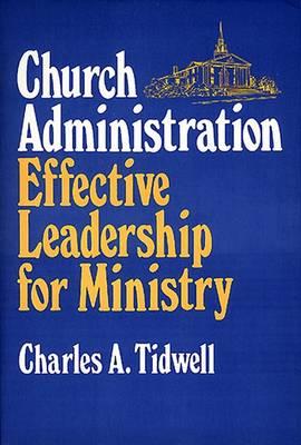 Church Admin Effective Leadership (Book)