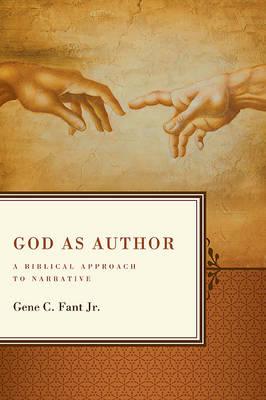 God As Author (Paperback)