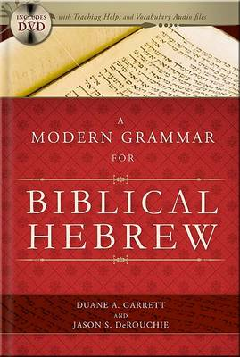 A Modern Grammar for Biblical Hebrew (Hardback)
