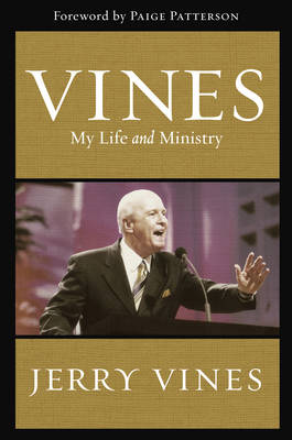 Vines: My Life and Ministry (Hardback)