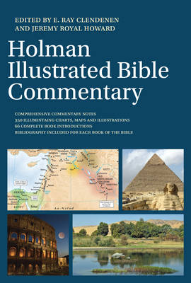 The Holman Illustrated Bible Commentary (Hardback)