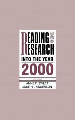 Reading Research Into the Year 2000 (Hardback)