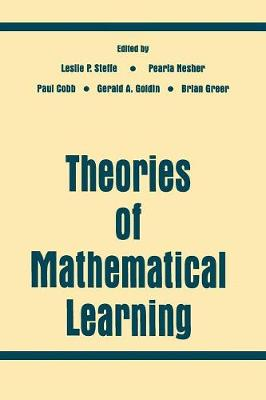 Theories of Mathematical Learning (Paperback)