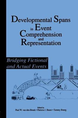 Developmental Spans in Event Comprehension and Representation: Bridging Fictional and Actual Events (Paperback)