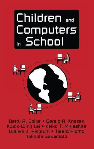 Children and Computers in School (Hardback)