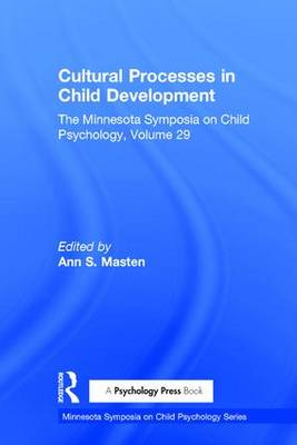 Cultural Processes in Child Development: The Minnesota Symposia on Child Psychology, Volume 29 - Minnesota Symposia on Child Psychology Series (Hardback)