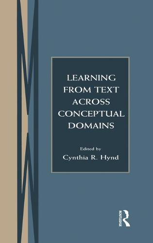 Learning From Text Across Conceptual Domains (Hardback)