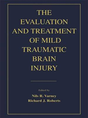 The Evaluation and Treatment of Mild Traumatic Brain Injury (Paperback)