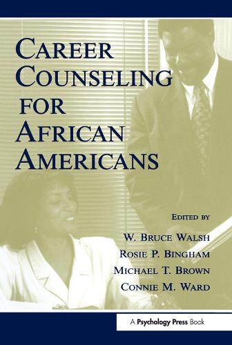 Career Counseling for African Americans (Paperback)