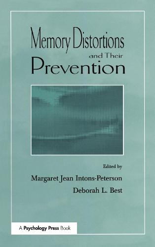 Memory Distortions and Their Prevention - Challenges and Controversies in Applied Cognition Series (Hardback)
