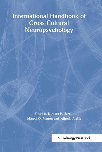 International Handbook of Cross-Cultural Neuropsychology (Paperback)