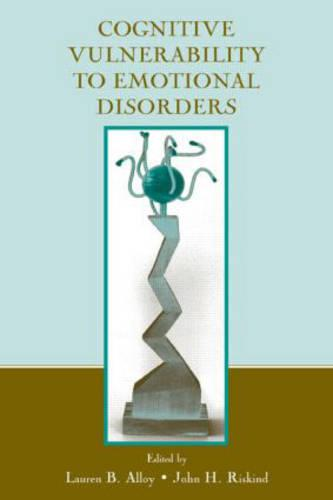 Cognitive Vulnerability to Emotional Disorders (Hardback)
