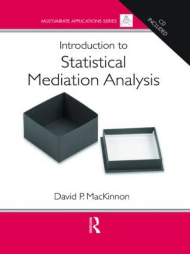 Introduction to Statistical Mediation Analysis - Multivariate Applications Series (Hardback)